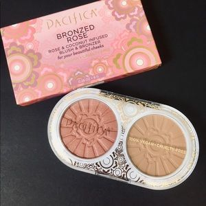 PACIFICA Bronzed Rose.